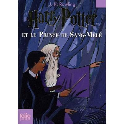 Harry Potter et le prince de Sang-Mêlé De J K Rowling