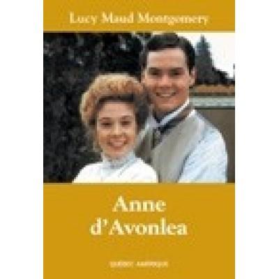 Anne d'Avonlea De Lucy Maud Montgomery