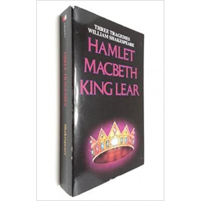 Hamlet Macbeth King Lear (Anglais)  de William Shakespeare