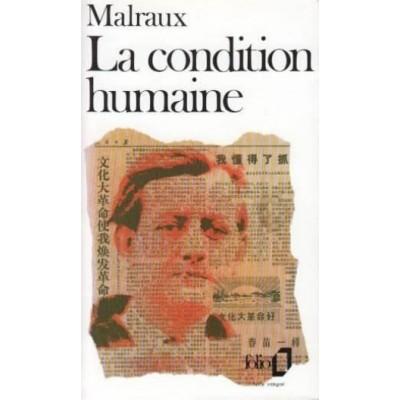 La Condition humaine De Andre Malraux