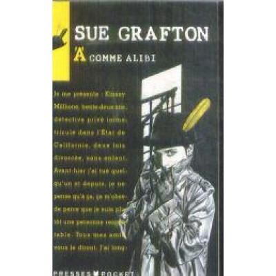 A comme alibi De Sue Grafton