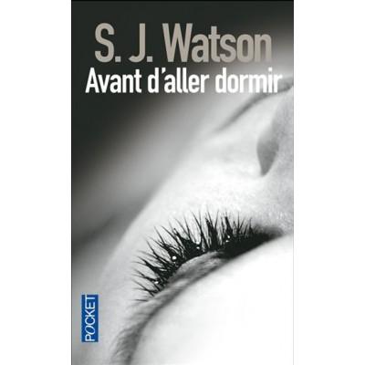Avant d'aller dormir De S J Watson