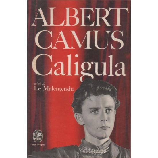 Caligula/Le malentendu De Albert Camus