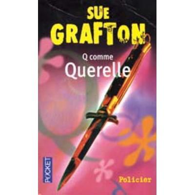 Q... comme querelle De Sue Grafton