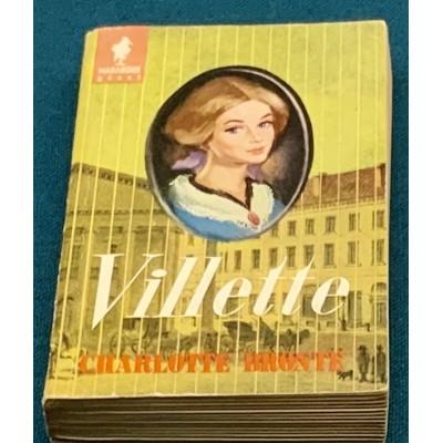 Villette De Charlotte Brontë