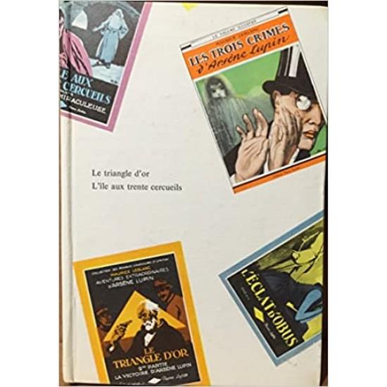 Les aventures d'arsene lupin gentleman-cambrioleur / tome 6 Livre relié – 1 janvier 1961 De Maurice Leblanc