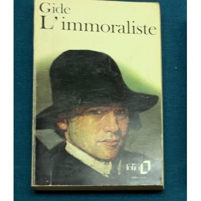 L'Immoraliste De Andre Gide