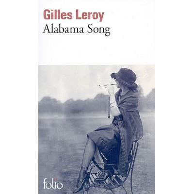 Alabama song De Gilles Leroy