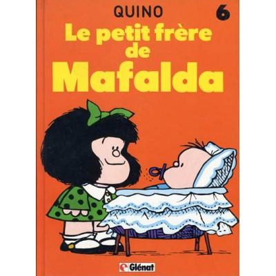 Mafalda - T06 - Le Petit frère de Mafalda De Quino