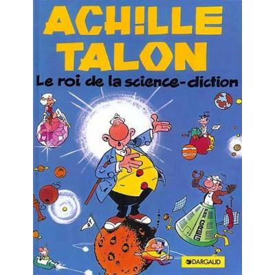 Achille Talon - T10 - Roi de la science diction  De Greg