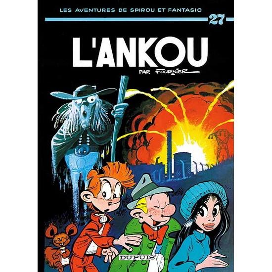 Spirou et Fantasio - 27 - L'Ankou De Franquin & Al