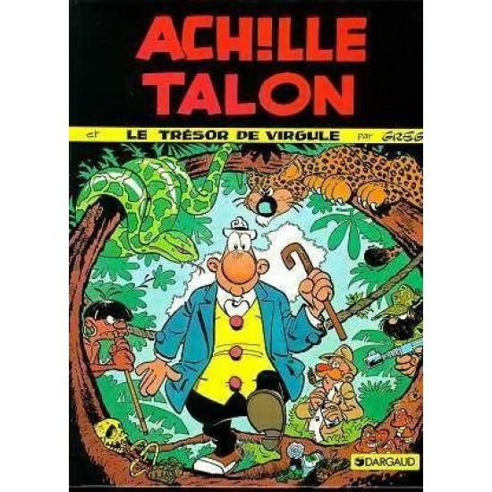 Achille Talon - T16 - Trésor de virgule De Greg