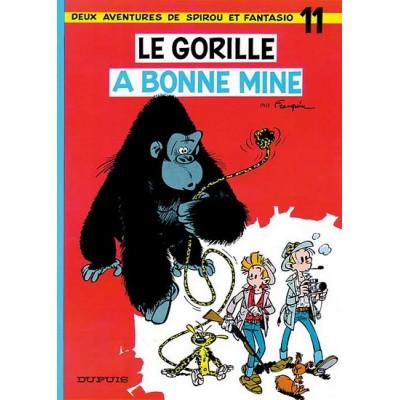 Spirou et Fantasio - 11 - Le Gorille à bonne mine De Franquin & Al