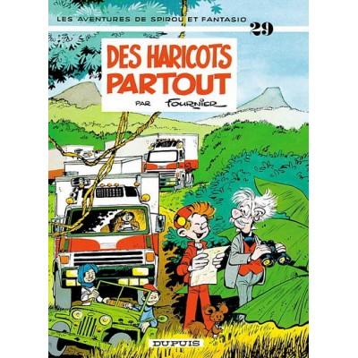 Spirou et Fantasio - 29 - Des haricots partout De Fournier