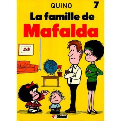 Mafalda - T07 - La Famille de Mafalda De Quino