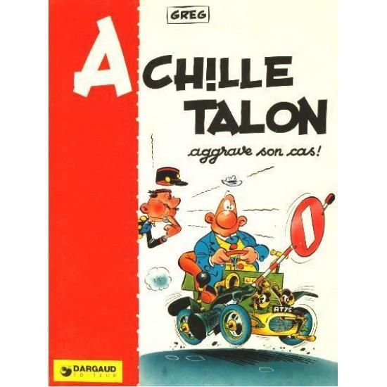 Achille Talon - T02 -  Aggrave son cas De Greg