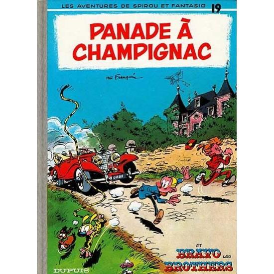 Spirou et Fantasio - 19 - Panade à Champignac De Franquin & Al