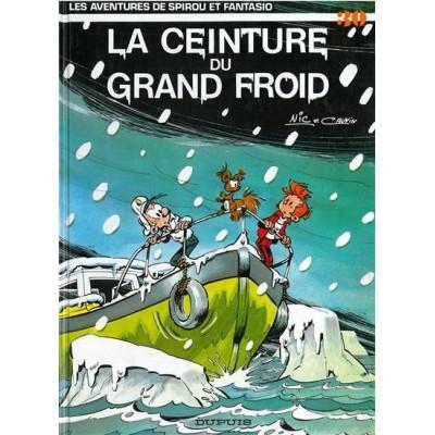 Spirou et Fantasio - 30 - La Ceinture du grand froid De Franquin & Al