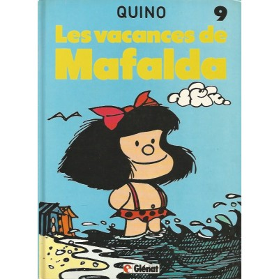 Mafalda - T09 - Les vacances de Mafalda De Quino