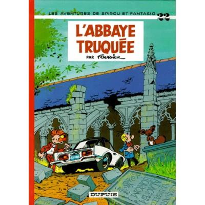 Spirou et Fantasio - 22 - L'Abbaye truquée De Franquin & Al