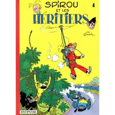 Spirou et Fantasio - 04 - Spirou et les héritiers De Franquin & Al