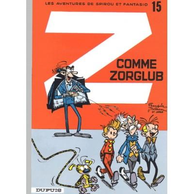 Spirou et Fantasio - 15 - Z comme Zorglub De Franquin & Al