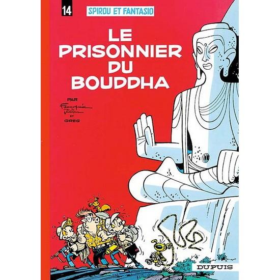 Spirou et Fantasio - 14 - Le Prisonnier du Bouddha De Franquin & Al