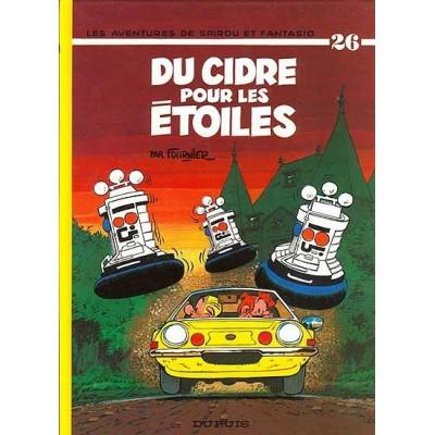 Spirou et Fantasio - 26 - Du cidre pour les étoiles De Franquin & Al