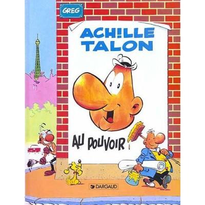 Achille Talon - T06 - Au pouvoir De Greg