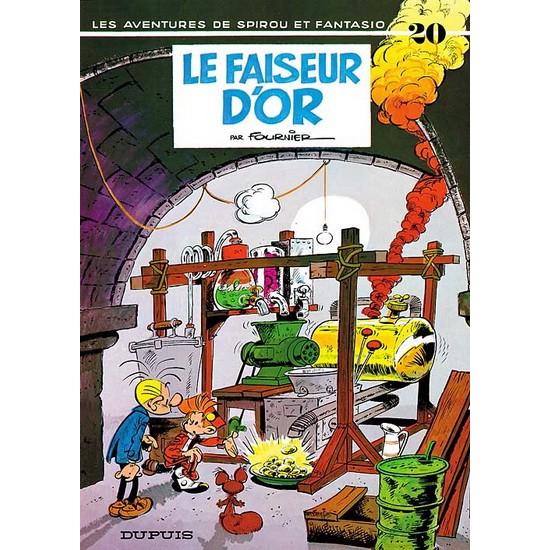 Spirou et Fantasio - 20 - Faiseur d'or De Franquin & Al