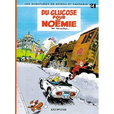 Spirou et Fantasio - 21 - Du glucose pour Noémie  De Franquin & Al