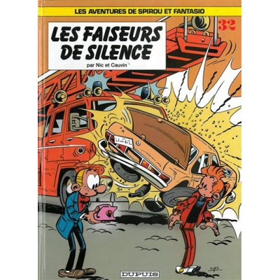 Spirou et Fantasio - 32 - Les Faiseurs de silence De Nic | Cauvin