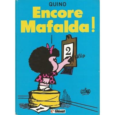 Mafalda - T02 - Encore Mafalda! De Quino