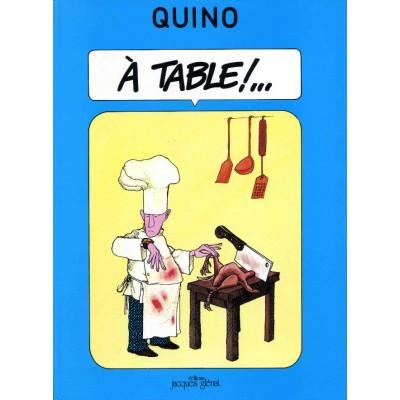 A table!... De Quino