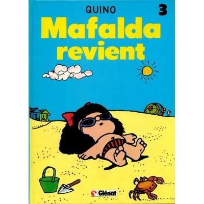 Mafalda - T03 - Mafalda revient De Quino