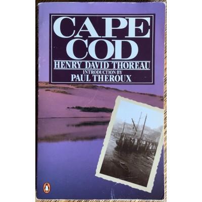 Cape Cod De Henry David Thoreau