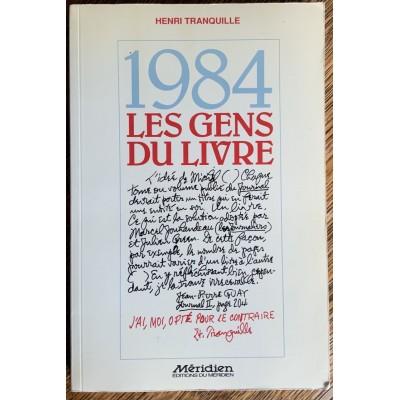1984 les gens du livre De Henri Tranquille