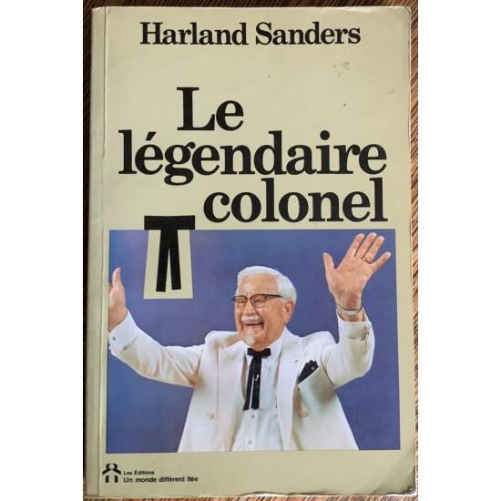 Le légendaire colonel De Harland Sanders