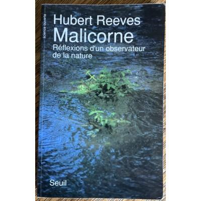 Malicorne  - Réflexions d'un observateur de la nature De Hubert Reeves