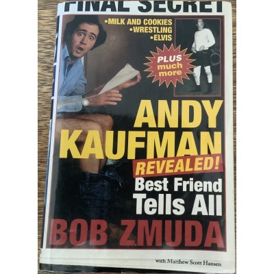 Andy Kaufman De Bob Zmuda