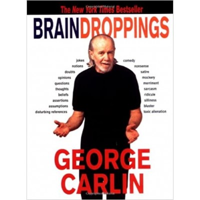 Brain Droppings De George Carlin
