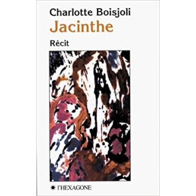 Jacinthe De Charlotte Boisjoli