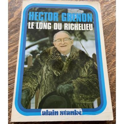 Le long du Richelieu De Hector Grenon