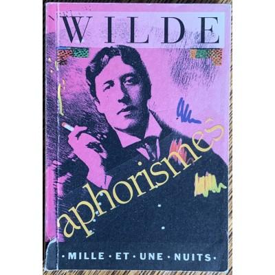 Aphorismes De Oscar Wilde