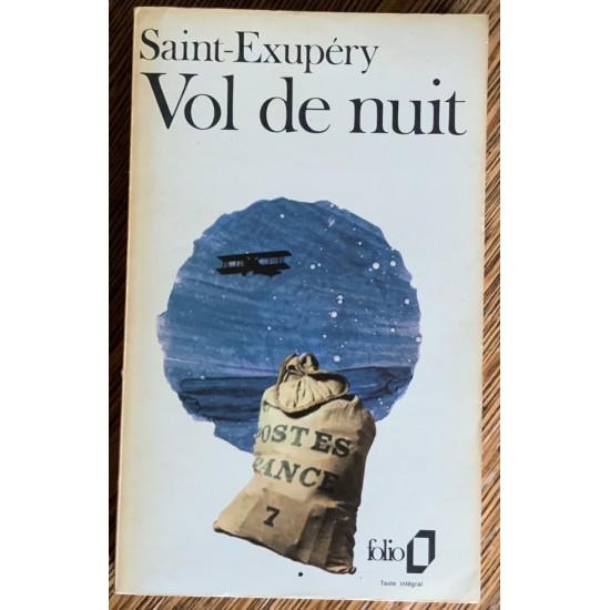 Vol de nuit De Antoine de Saint-Exupery