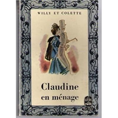Claudine en ménage De Colette