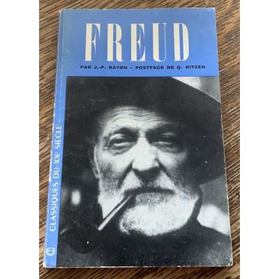 Classique du xxe siècle N0 68 - Freud De Jeanne-Francoise Bayen