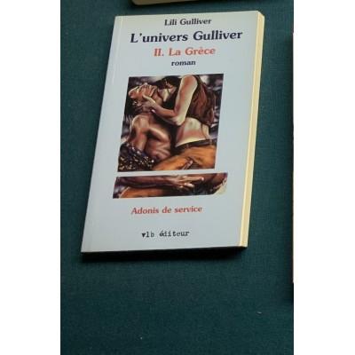 L ' univers Gulliver - Tome 2: La Grèce De Lili Gulliver