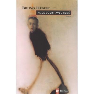 Alice court avec René De Bruno Hebert