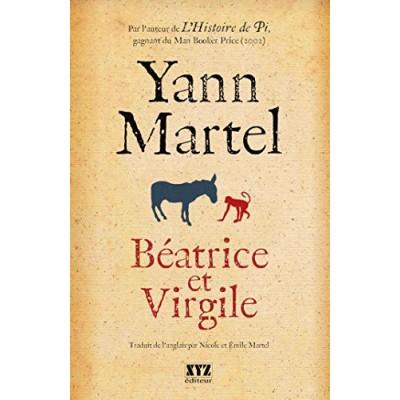 Béatrice et Virgile De Yann Martel